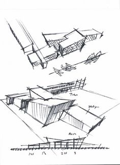 architecture sketch - Google 검색
