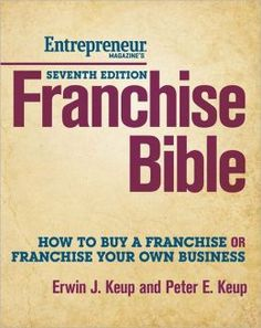 This proven, popular reference has been completely updated to better guide readers through the current franchise environment. Real-life examples of both service- and product-oriented franchises and useful checklists prevent mistakes and save time and money. Contact information for state and federal franchising regulatory agencies and a listing of useful publications guide new franchisees to the resources they need.