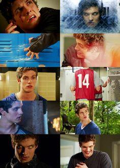 Isaac Lahey + season 2 #picspam