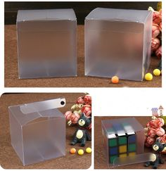 Find More Packaging Boxes Information about 100pcs 7*7*7cm frosted plastic pvc box packing boxes for gifts/chocolate/candy/cosmetic/crafts square Matte pvc Box,High Quality box pvr,China box painting Suppliers, Cheap box folder from Fashion MY life on Aliexpress.com