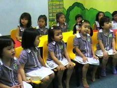 ▶ Our beautiful students reciting the Chinese Proverbs learnt with rhythm. 幼儿园朗读 - YouTube