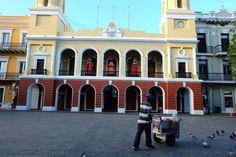 San Juan City Hall en Plaza de Armas