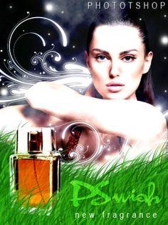 Perfume Ad