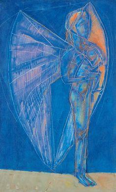 KONDOR BÉLA (1931-1972) A FORRADALOM KIS ANGYALA, 1959 Paintings, Contemporary, Google, Art, Belle, Kunst, Art Background, Paint, Painting Art