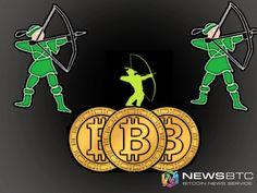 Meet a #RobinHood -Like #Bitcoin #Ransomware