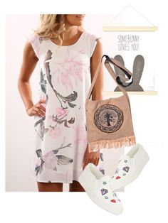 """""""dress"""" by masayuki4499 ❤ liked on Polyvore featuring Steve Madden"""