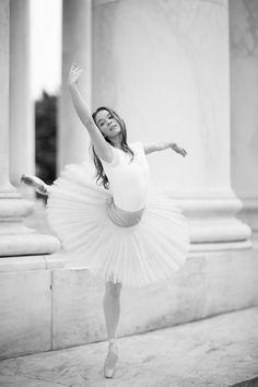 Washington DC ballet photography- Abby Grace