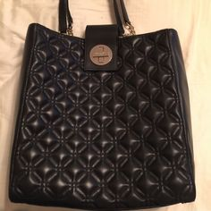 Auth Kate Spade bag Great condition and comes with dust bag. Can be used as a purse and/or a laptop bag. kate spade Bags Shoulder Bags