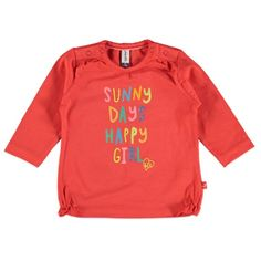 baby girls t-shirt l.sl