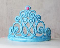 Princess Gum Paste Tiara