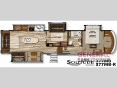 New 2016 Grand Design Solitude 377MB Fifth Wheel at General RV | Draper, UT | #131379
