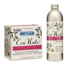 Eco Nuts Laundry detergents (soap nuts and liquid detergent) eco conscious product and packaging       EcoNutsSoap.com