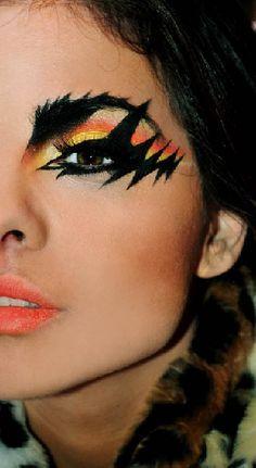 ... 80s punk rock makeup further smita patil likewise 70s disco makeup for black women likewise 60s ...
