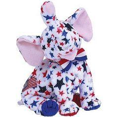 TY Beanie Baby - RIGHTY 2004 the Elephant by Ty Inc, http://www.amazon.com/dp/B000H43K2O/ref=cm_sw_r_pi_dp_.mCwrb1PHRND3