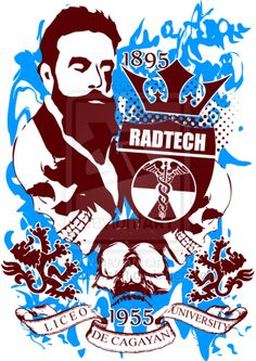 RadTech SHirt 2013 by KharlLuvsArt