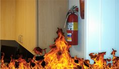 Learn the use of fire extinguishers Types Of Fire, Fire Extinguisher, Safety Tips, Workplace