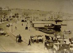 The Ferries Sliema, Malta in 1919
