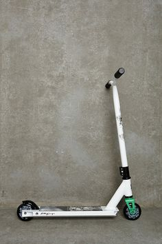 Самокат/Grit Extremist Pro Scooter in White
