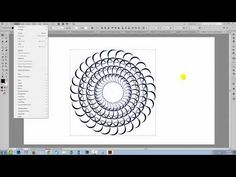 How to Reflect and Rotate in Illustrator - YouTube