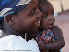 We dream of a Mozambique where all children grow up in a very happy, safe and loving environment. What's your dream for the children of Mozambique?   We wish a happy weekend to all our followers. Always united for children.   www.unicef.org.mz