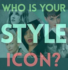 Who Is Your Style Icon?  I got: Audrey Hepburn - Your gamine, feminine style beguiles men and women alike. You know how to wear a LBD (little black dress) like a champ, and understand the value of understated, elegant ensembles. Your style is timeless and totally charming!   Umm...I'll take it!  ;)