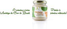 Manteiga de Coco Bioporã