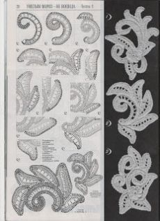 Risultati immagini per letras e artes da lálá irish crochet irlandes Irish Crochet Tutorial, Irish Crochet Patterns, Crochet Diagram, Freeform Crochet, Crochet Motif, Crochet Designs, Crochet Stitches, Irish Crochet Charts, Lace Patterns