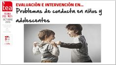 Evaluación e intervención en... Problemas de conducta en niños y adolesc...
