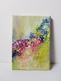 Hey, I found this really awesome Etsy listing at https://www.etsy.com/uk/listing/557522253/original-abstract-painting-small-acrylic #abstractart