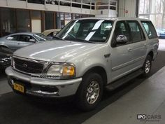 1998 Ford Expedition xlt 8 persoons Airco Trekhaak - Car Photo and ...