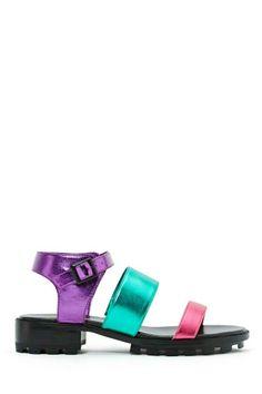 Shoe Cult Cosmonaut Sandal