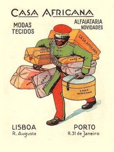 Mais Vintage Advertising Posters, Vintage Travel Posters, Vintage Advertisements, Vintage Ads, Nostalgia, African House, Retro Illustration, Poster Ads, Poster Pictures