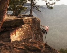 Rocks and Rope | New River Gorge | West Virginia