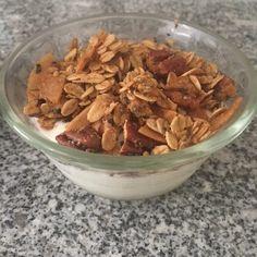 Gluten Free Granola-