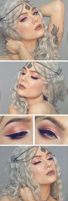 Dicas e Inspirações de Make up para o CARNAVAL.