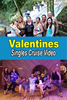 Memory video of Valentines Singles Cruise 2017.