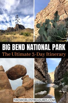 Find out what you can do when spending three days in Big Bend National Park during high season. | big bend national park itinerary | big bend national park | big bend national park hiking | big bend national park with kids | things to do in big bend national park | things to do near big bend | big bend ranch state park | big bend ranch state park hiking | terlingua texas | terlingua ghost town | national park in texas | best texas road trip | texas travel road trips | texas bucket list ideas