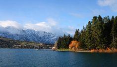 Lake Wakatipu, Queenstown, New Zealand