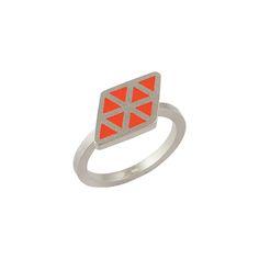 Iso+rhombe+ring, £80.00