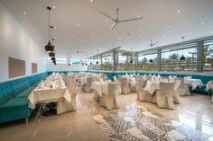 Indoor restaurant hotel