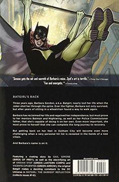 Batgirl Vol. 1: The Darkest Reflection (The New 52)