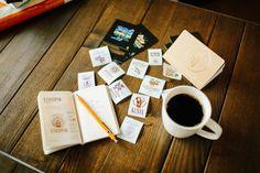スタンプをペタッ♡貴女だけのスタバ「コーヒーパスポート」を記録しよう | by.S