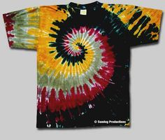 CLICK ON THIS GREAT LOOKING EARTH TONE SWIRL TIE DYE TO SEE MORE .AS LOW AS $19.95