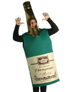 El disfraz perfecto para los aficionados al vino en carnaval