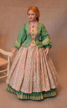 Image result for miniature dolls