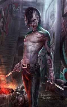 Character Portraits, Character Art, Cyberpunk Kunst, Dark Fantasy, Fantasy Art, Shadowrun Rpg, Space Opera, Ange Demon, World Of Darkness