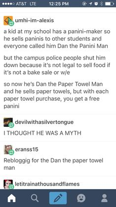 Dan you clever walnut