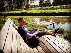 Vakantiegevoel in eigen streek! #fruitvallei #sinttruiden #Haspengouw #nature #naturelovers #outside