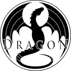 Dragon logo | small-black-dragon-logo | Flickr - Photo Sharing!