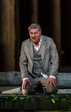 René Pape as Gurnemanz in Parsifal © ROH / Clive Barda 2013 by Royal Opera House Covent Garden, via Flickr